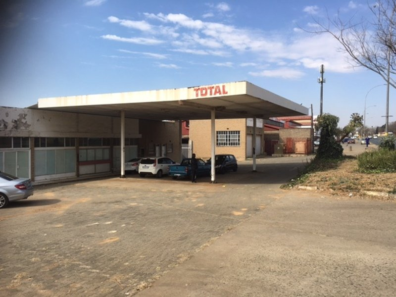Industrial To Rent In Delville