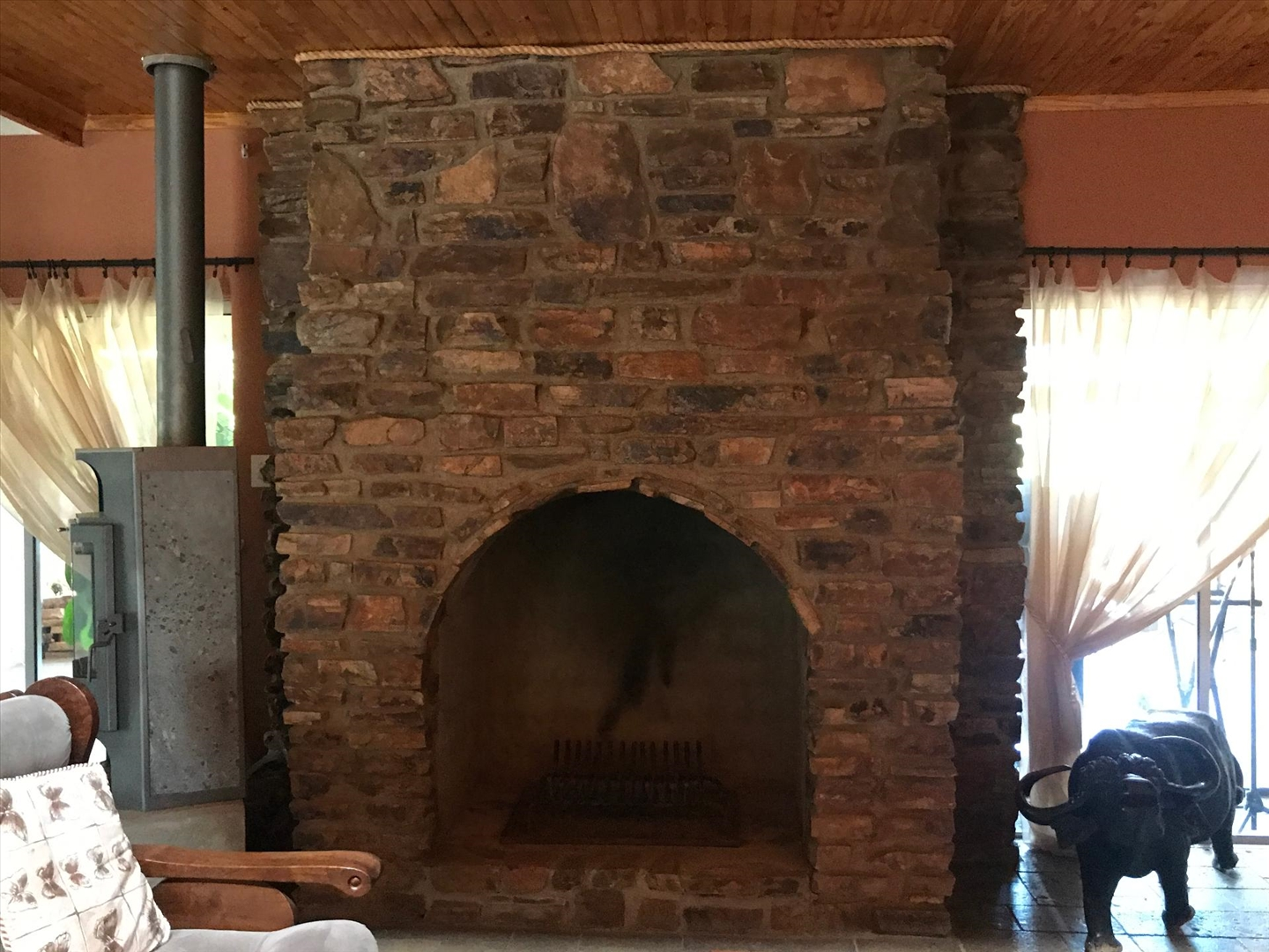 Fireplace for cold winter nights