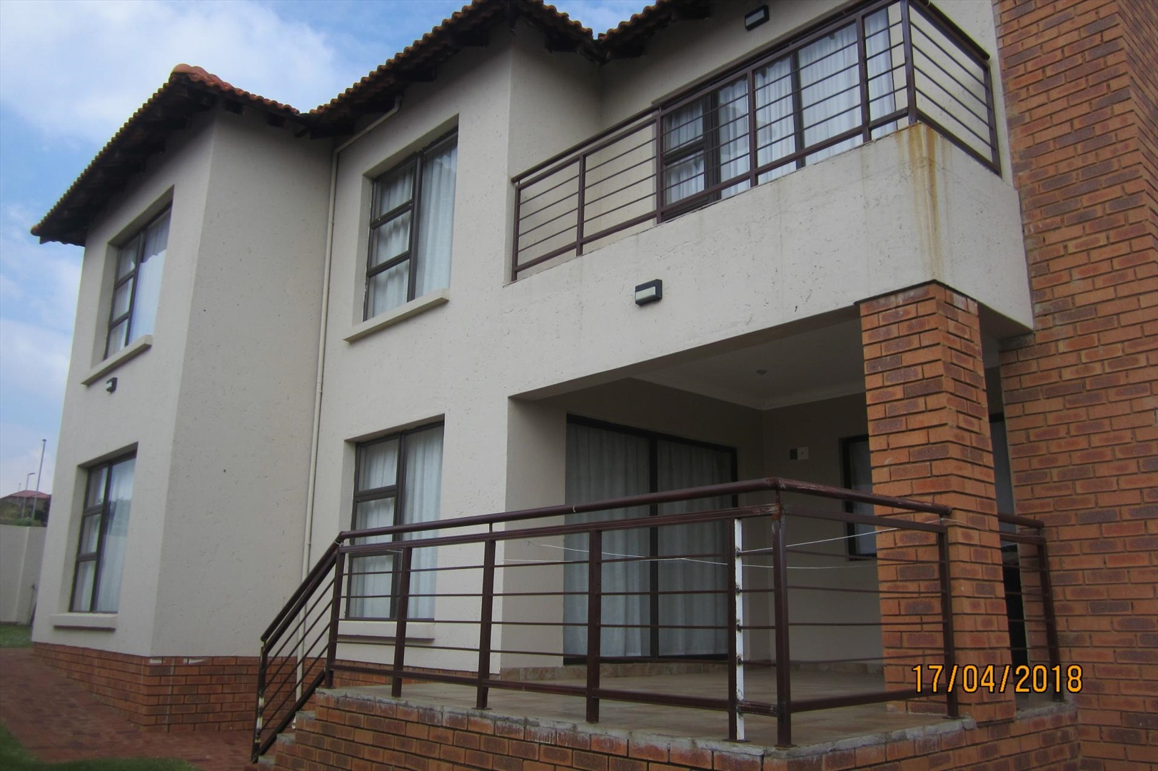 3 BedroomHouse To Rent In Krugersdorp West