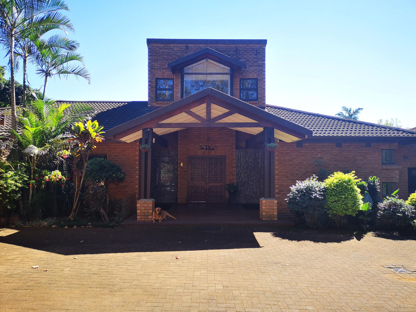 4 BedroomHouse To Rent In Winston Park