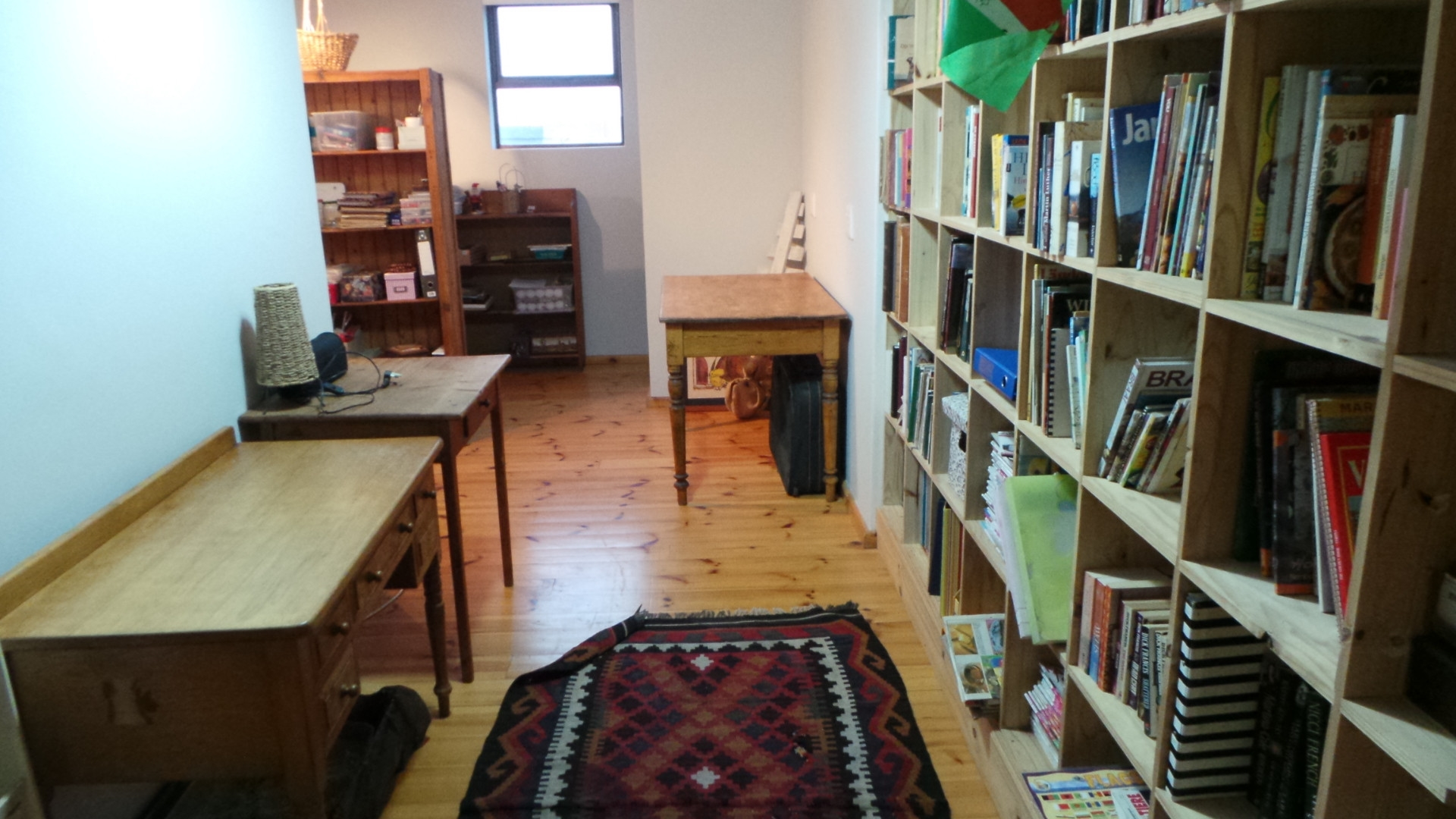 TV room Library