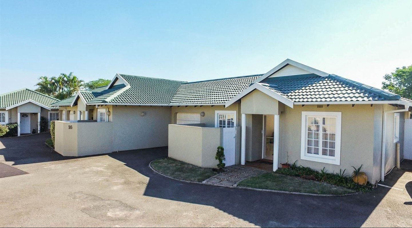 2 BedroomTownhouse For Sale In Mount Edgecombe