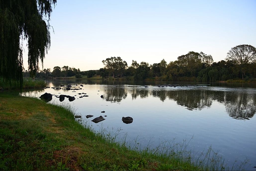 View of Vaal River