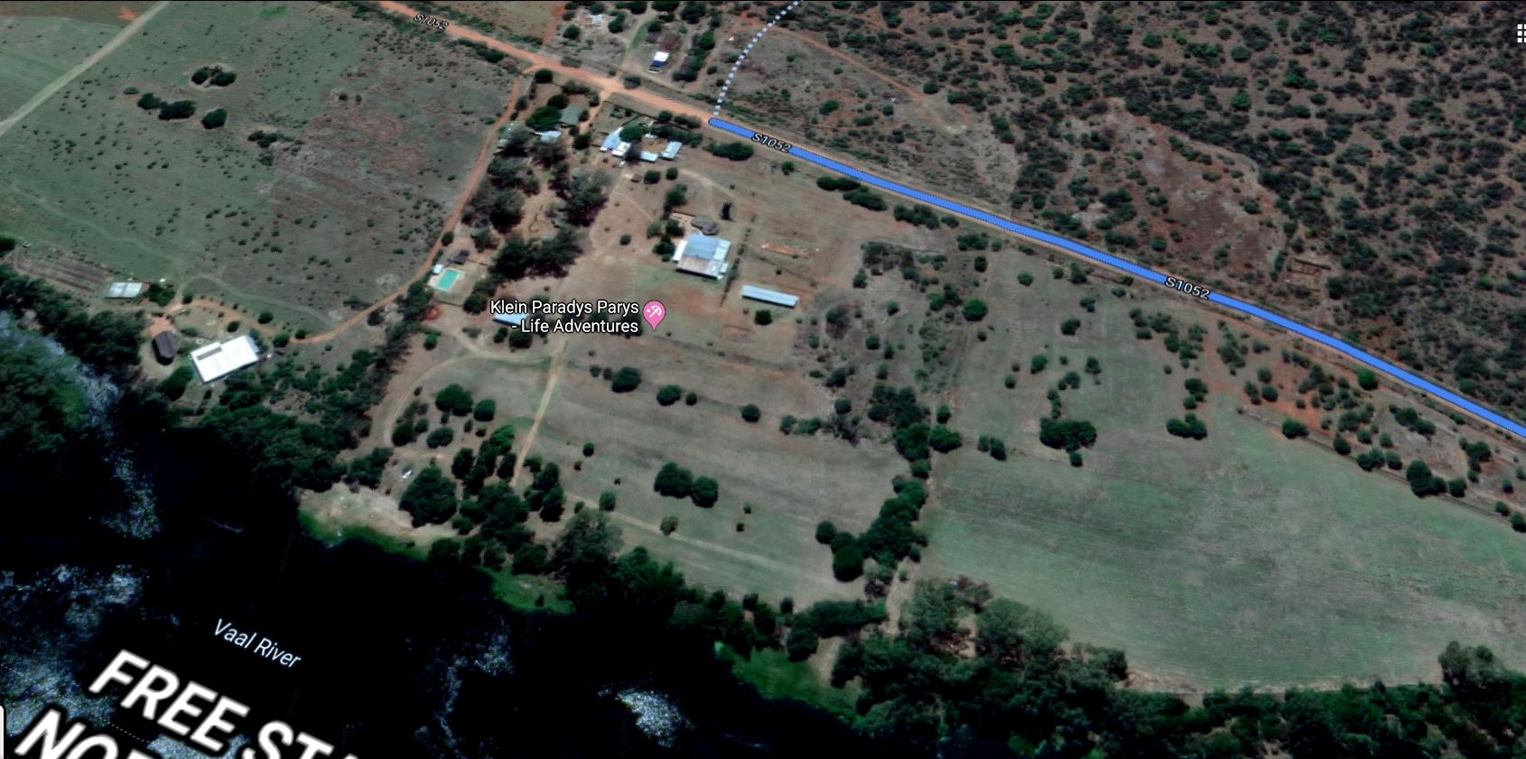 Google view showing property