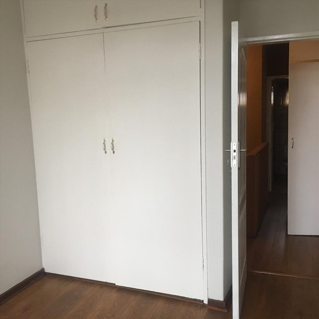 Built-in cupboards in bedroom 1