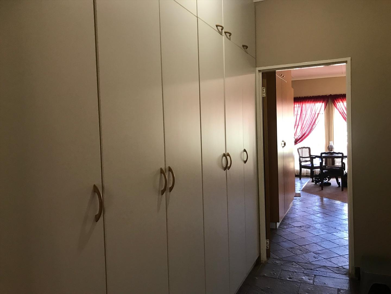 Main bedroom closets