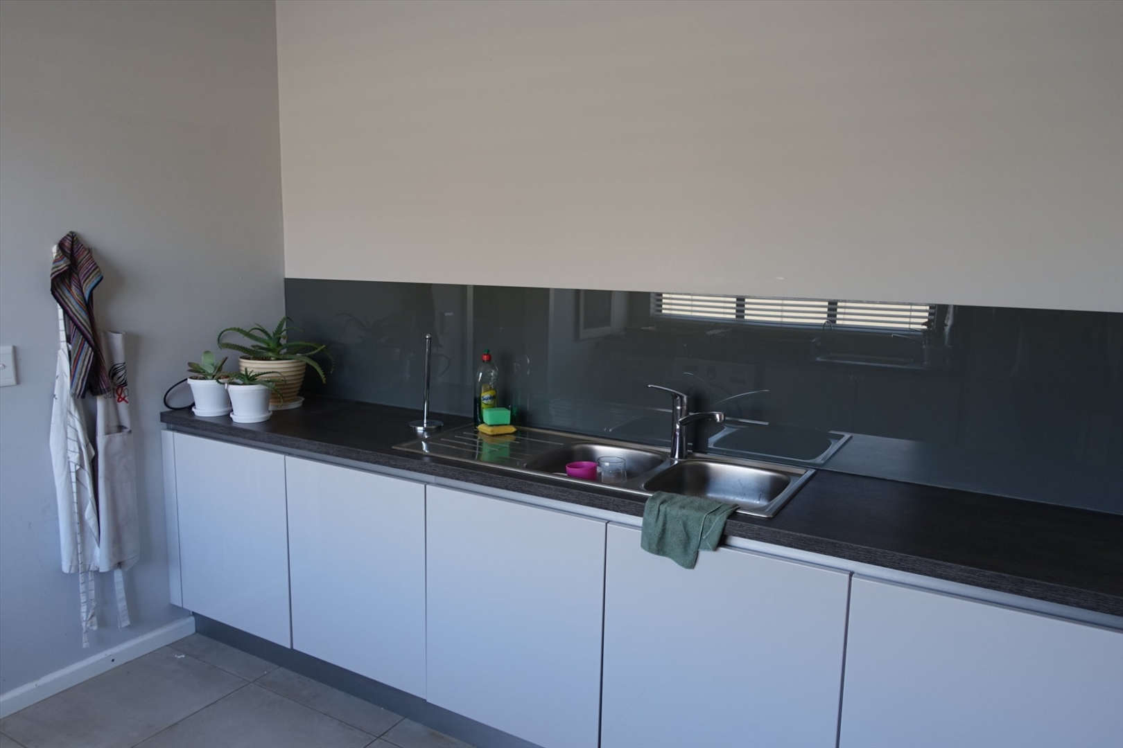Scullery/laundry