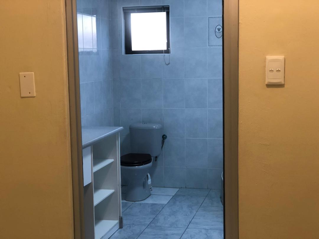 Bathroom in the main bedroom
