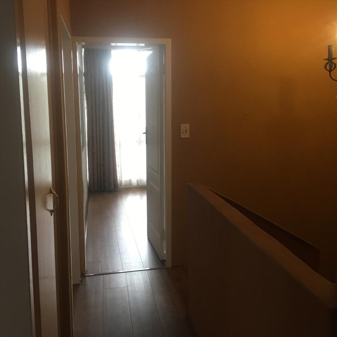 Upstairs passage