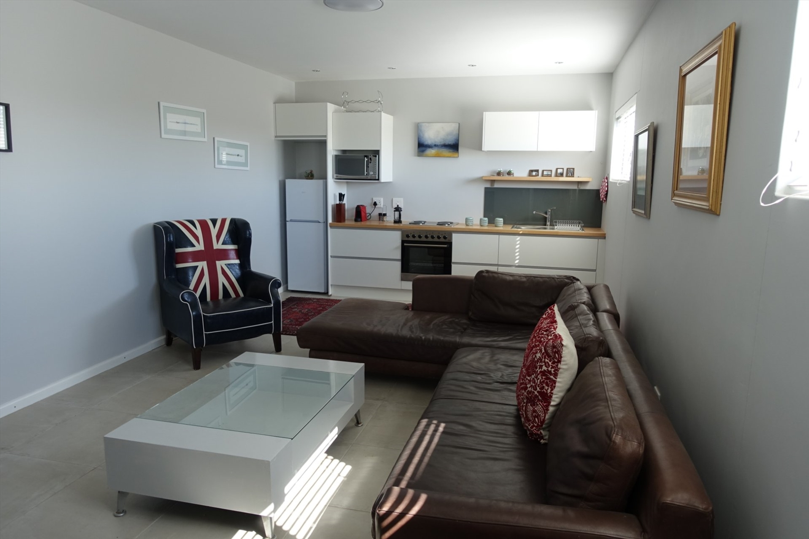 Flat Kitchen/living room