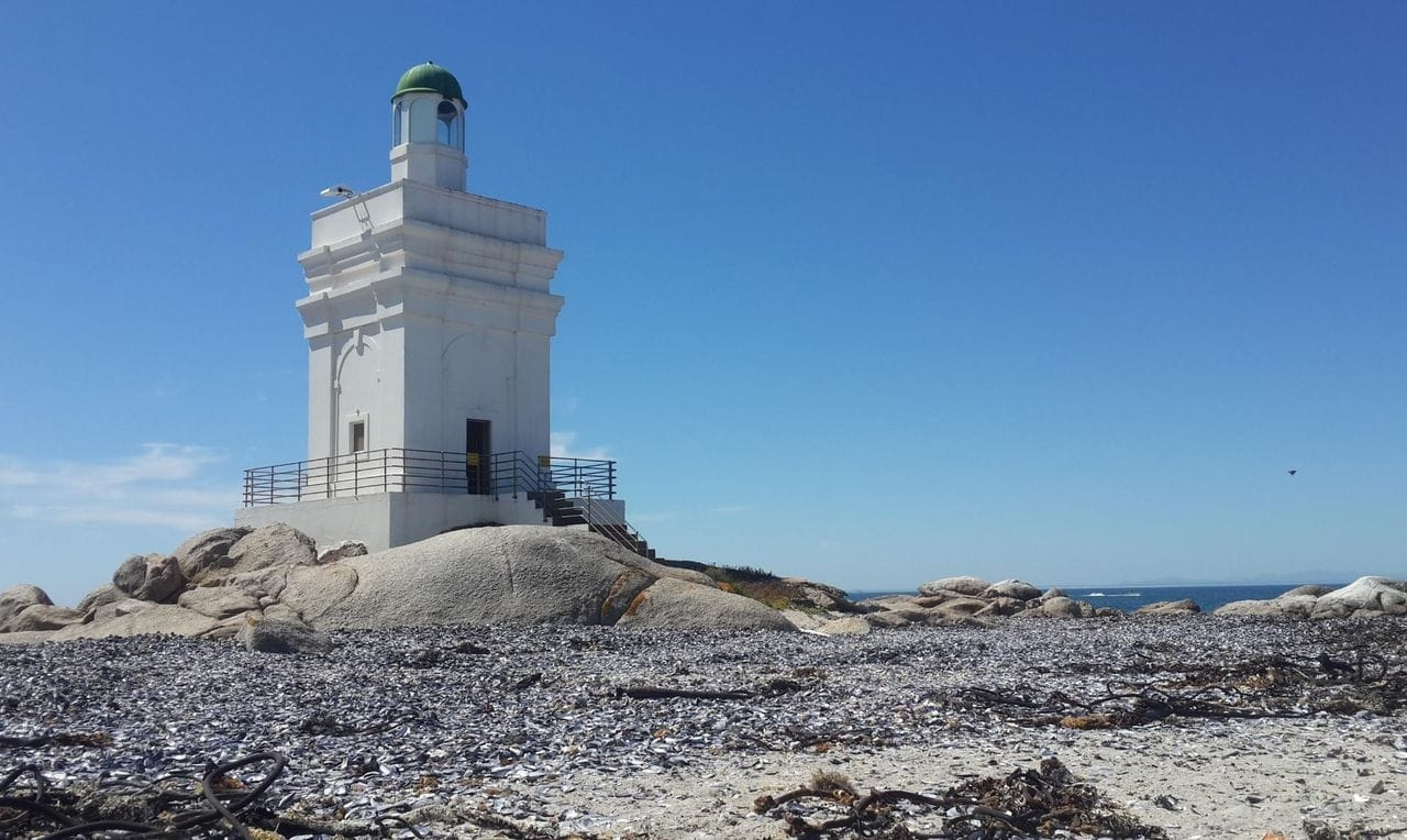 Lighthouse is situated inside the Estate