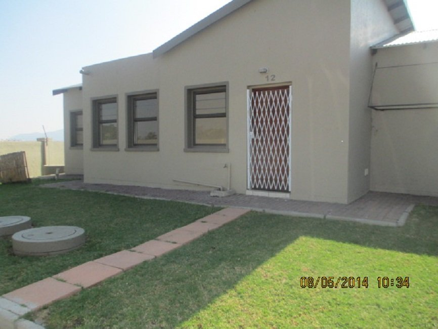 3 BedroomTownhouse For Sale In Brits