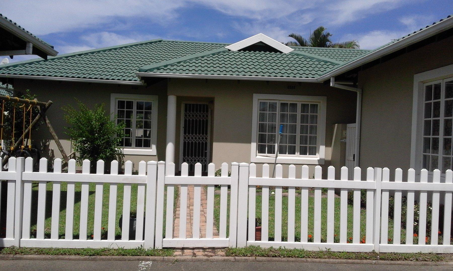 3 BedroomTownhouse To Rent In Mount Edgecombe