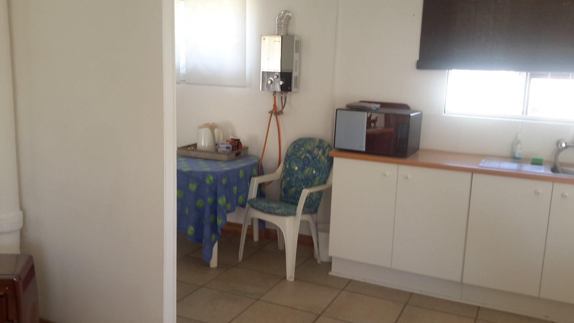 Flatlet kitchen area