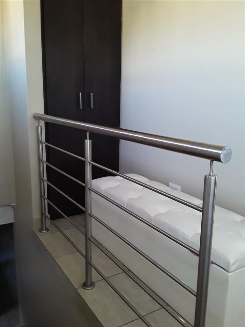 Linen cupboard upstairs