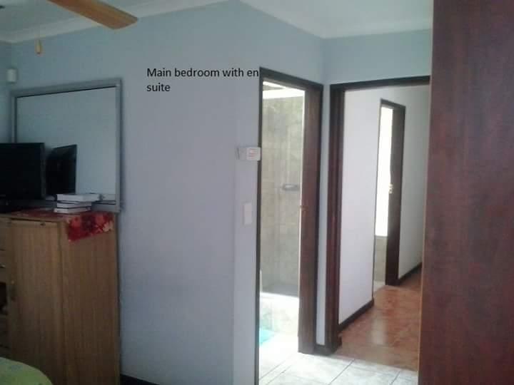 Top floor bedrooms and bathrooms