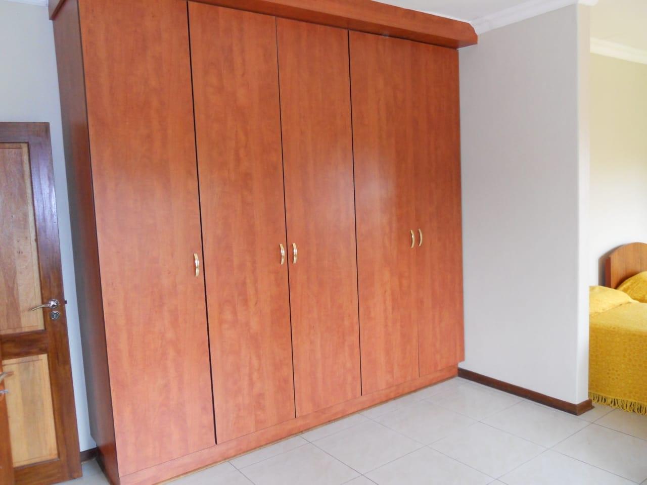 Bedroom 2 cupboards