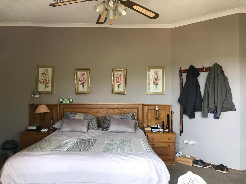 Two bedroom flat - main bedroom
