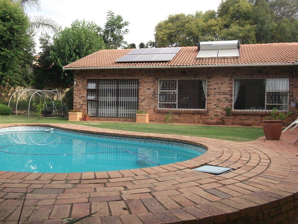 4 BedroomHouse To Rent In Randburg