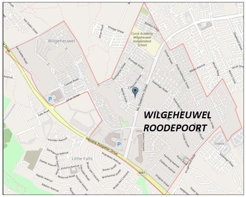 Wilgeheuwel Suburb