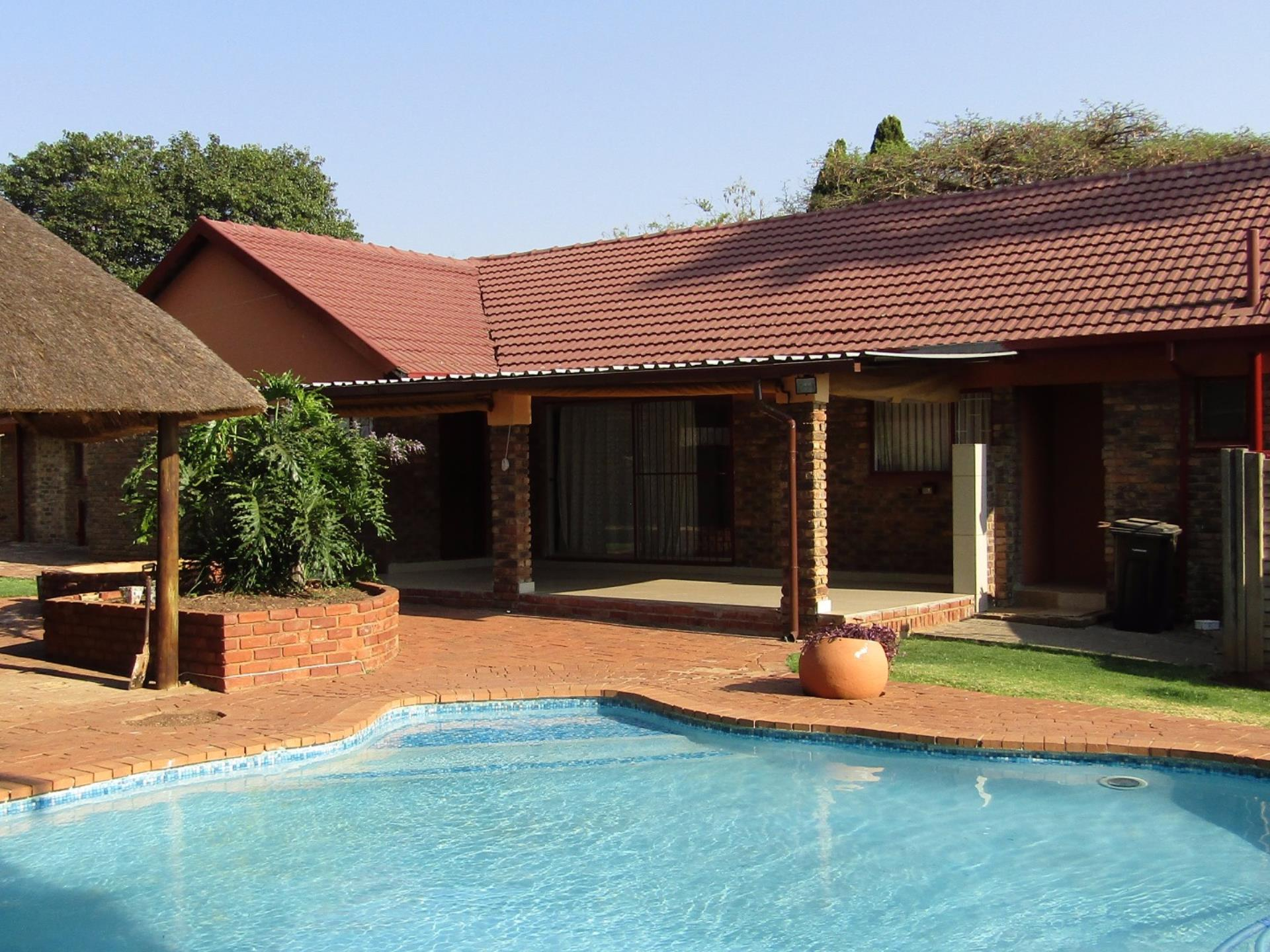House to rent in garsfontein pretoria gauteng for r