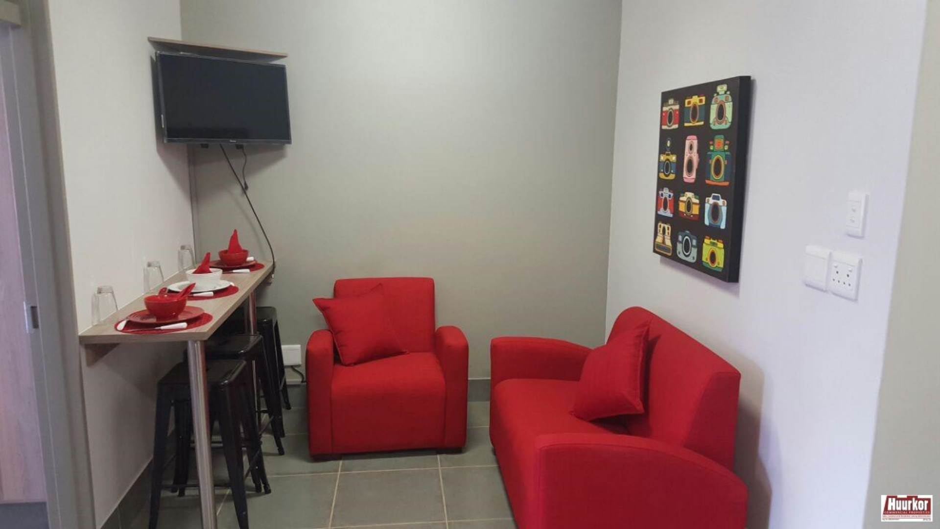 flat to rent in hatfield  pretoria  gauteng for r 3 690   month