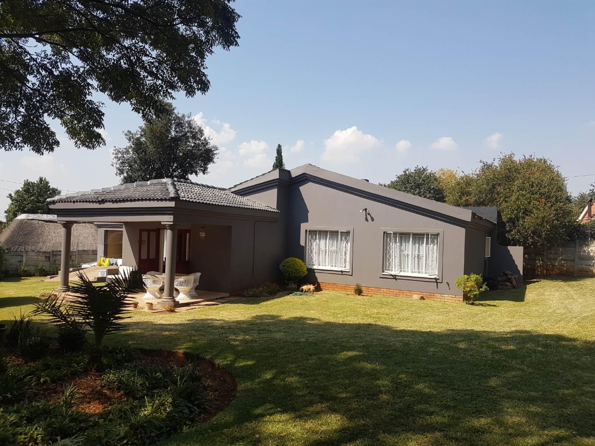 Property For Sale In Randpark