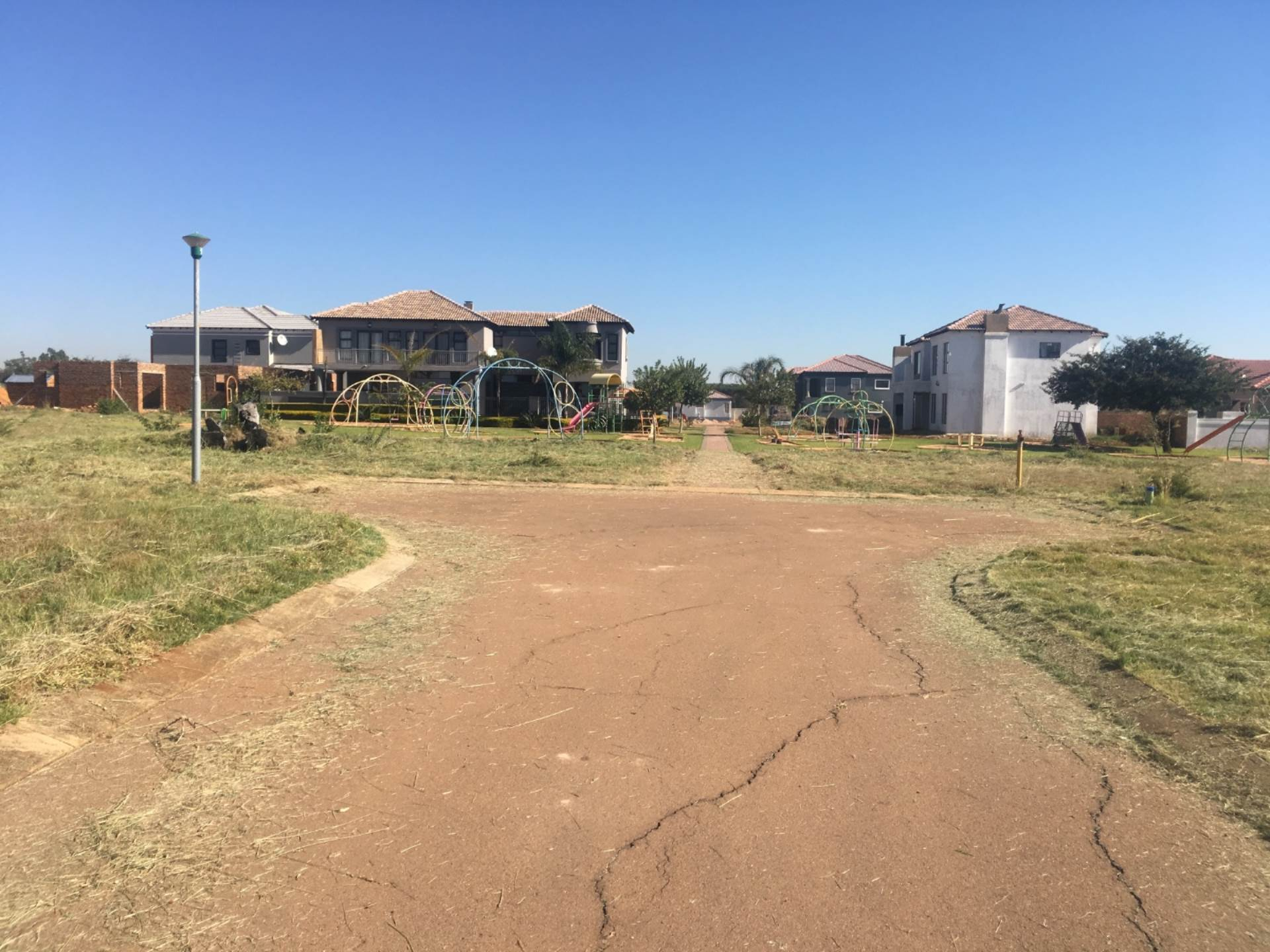 how to build a house on vacant land