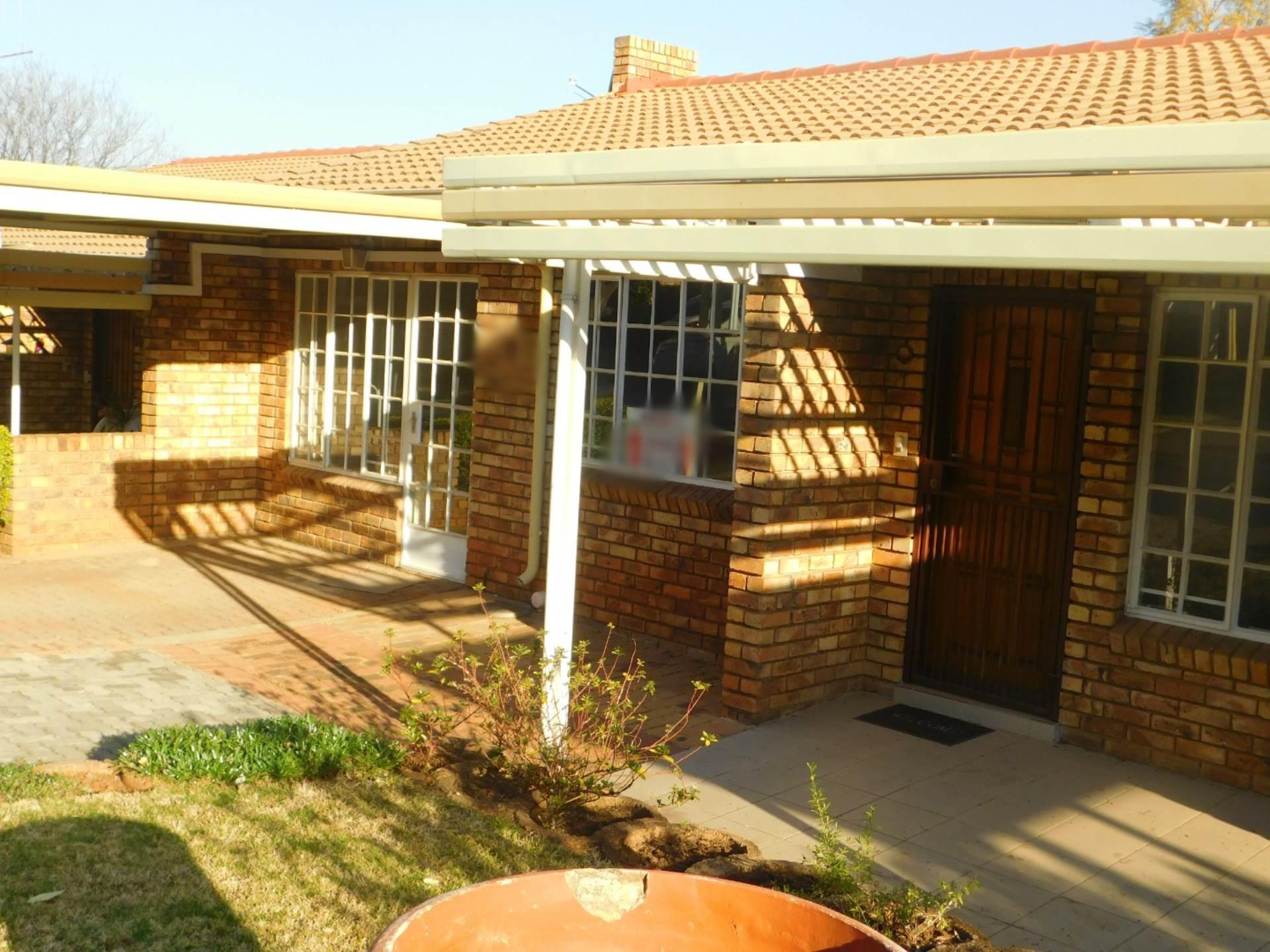Retirement Village For Sale In Brummeria, Pretoria, Gauteng for R