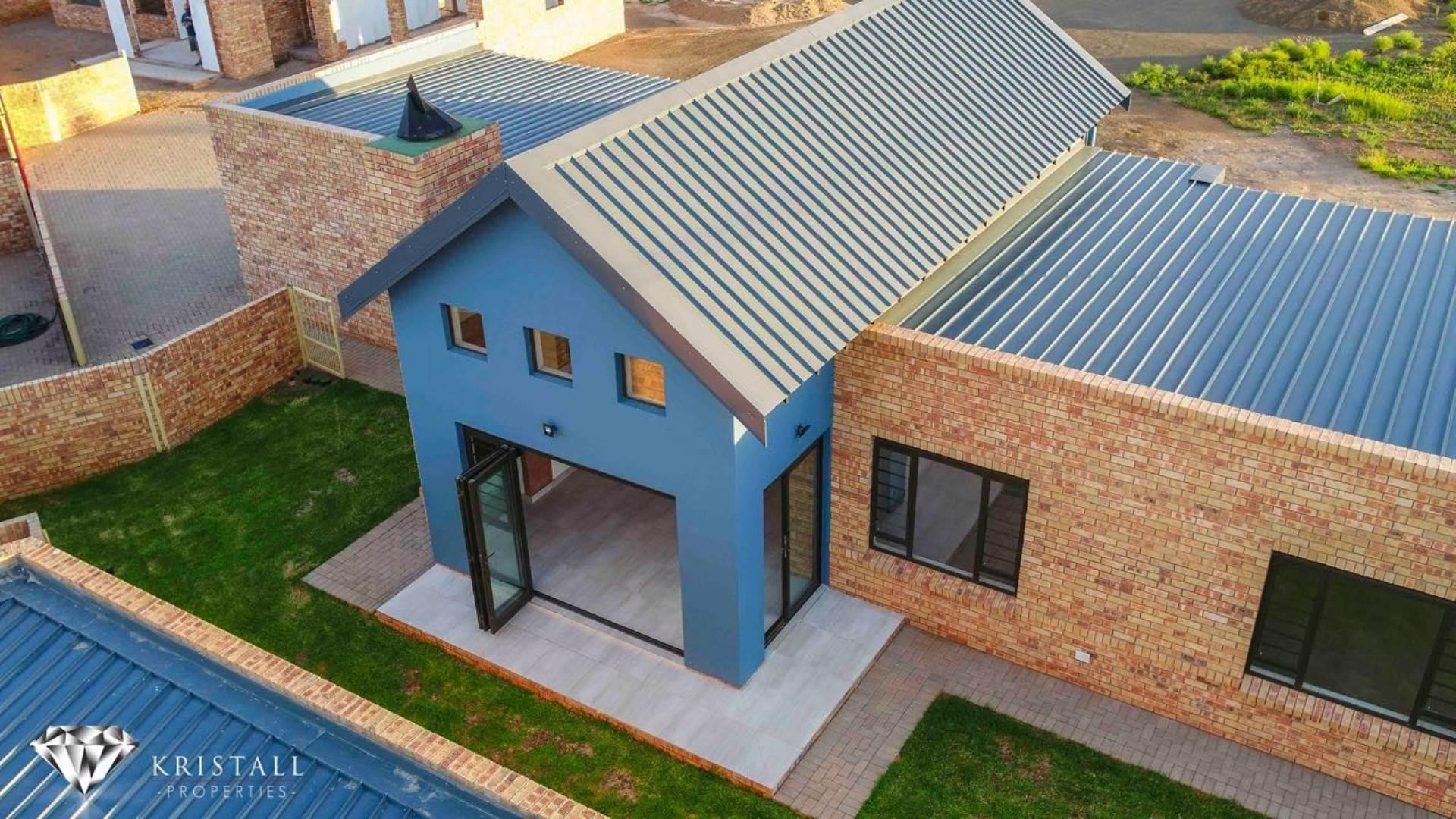 Energy Efficient Townhouse