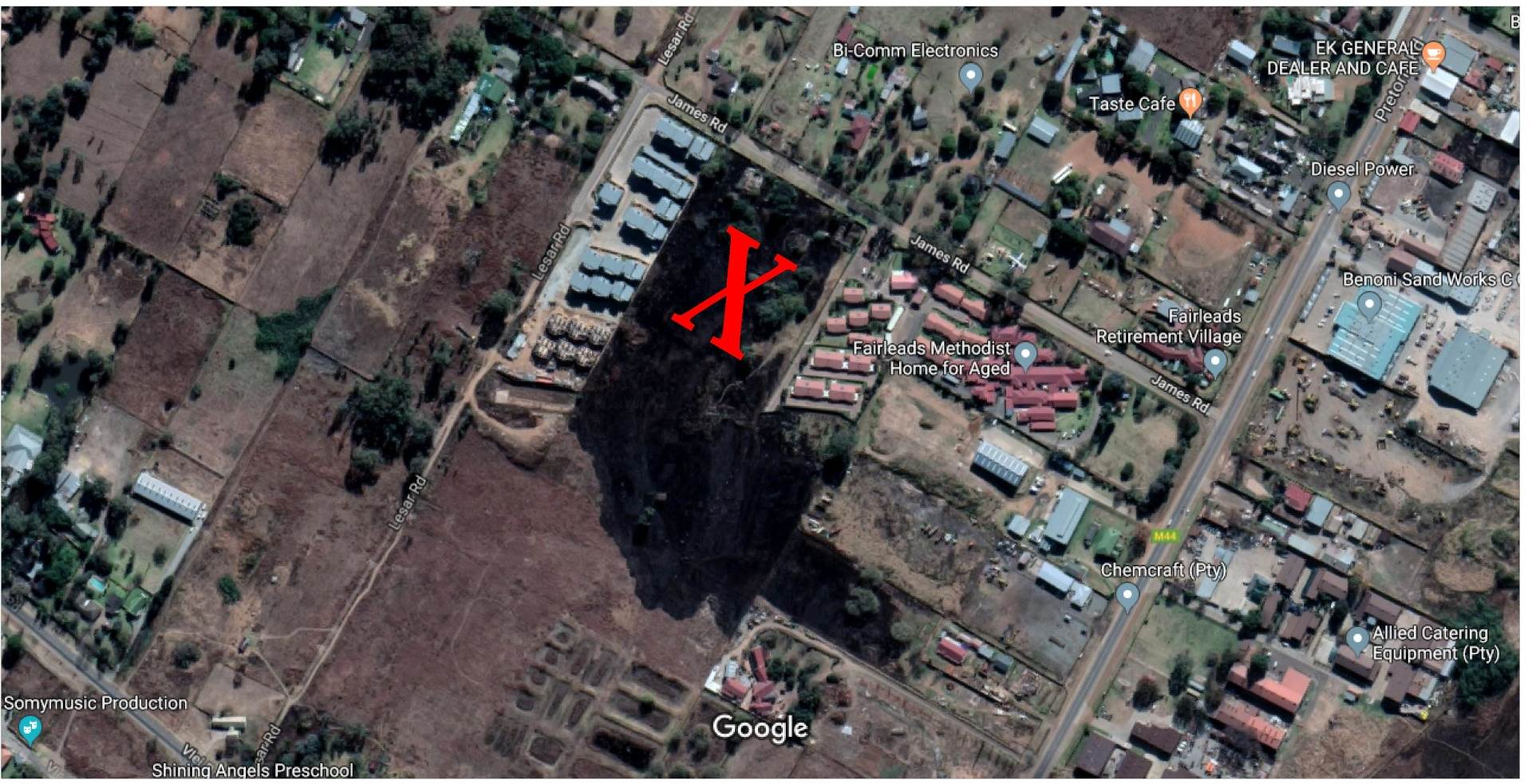 Vacant Land Agricultural For Sale In Fairlead, Benoni, Gauteng for R