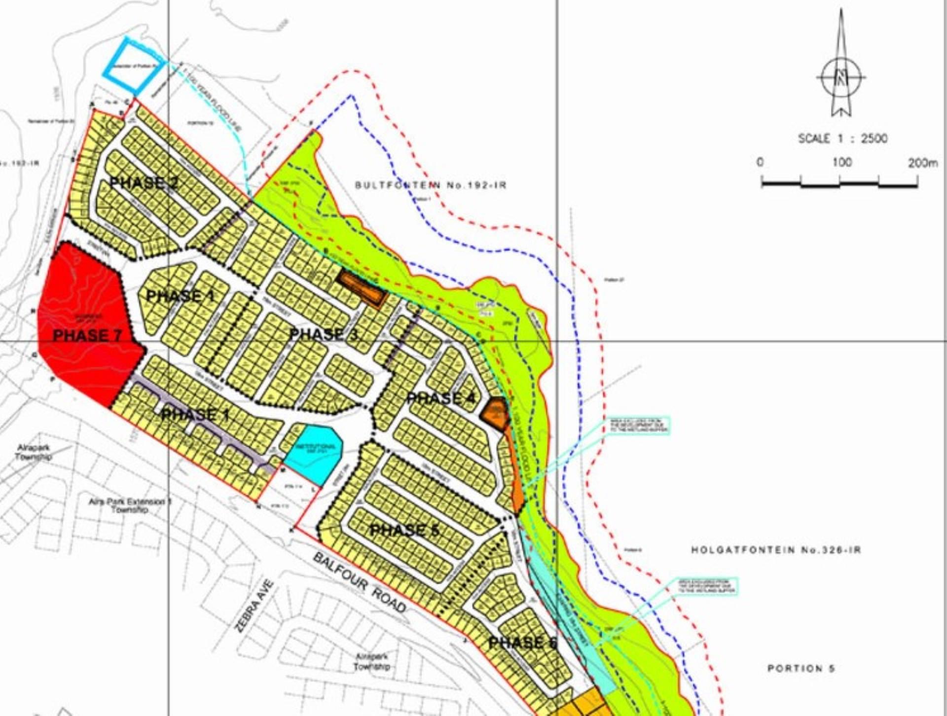 Vacant Land Residential For Sale In Alrapark, Nigel, Gauteng
