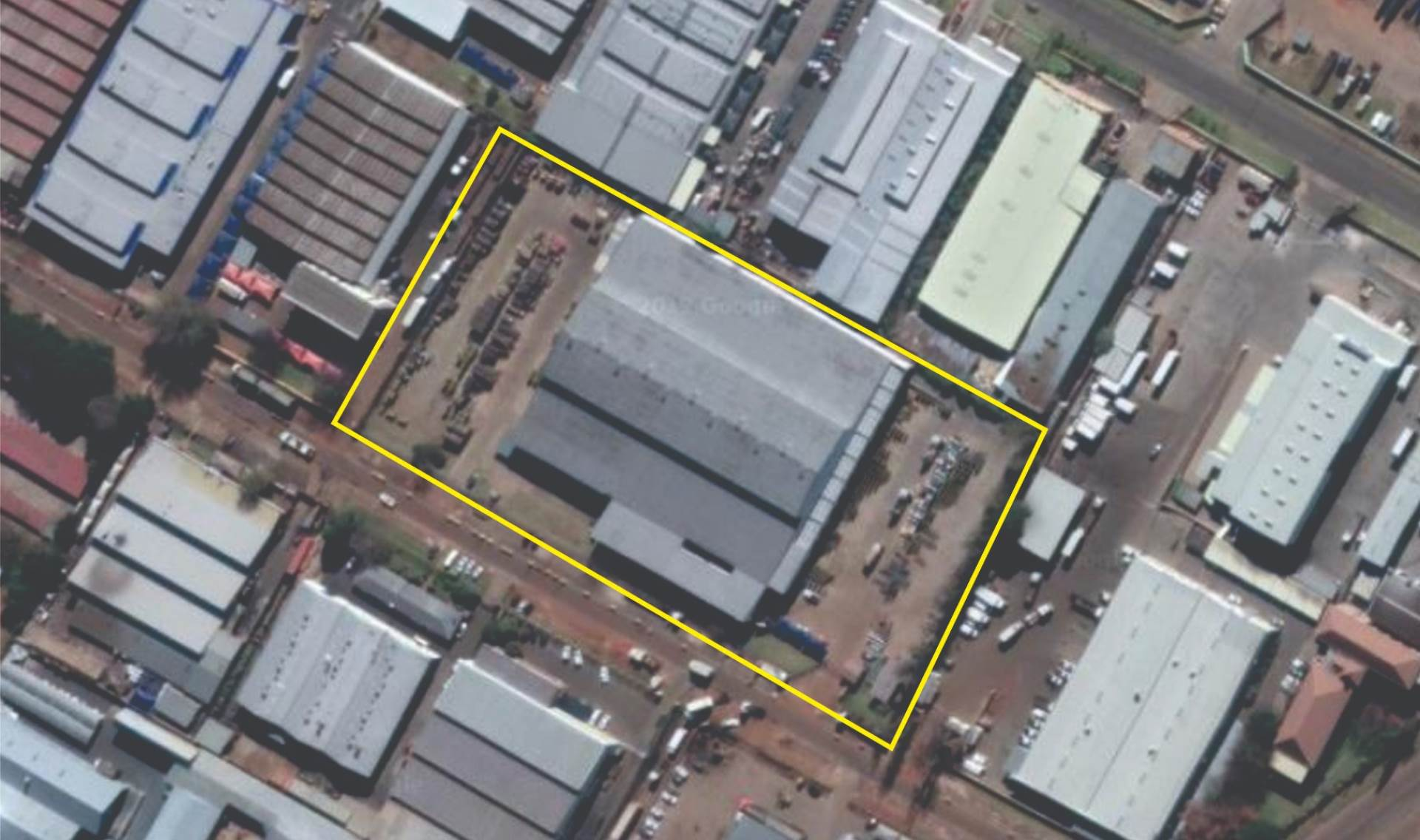 industrial for sale in spartan  kempton park  gauteng for