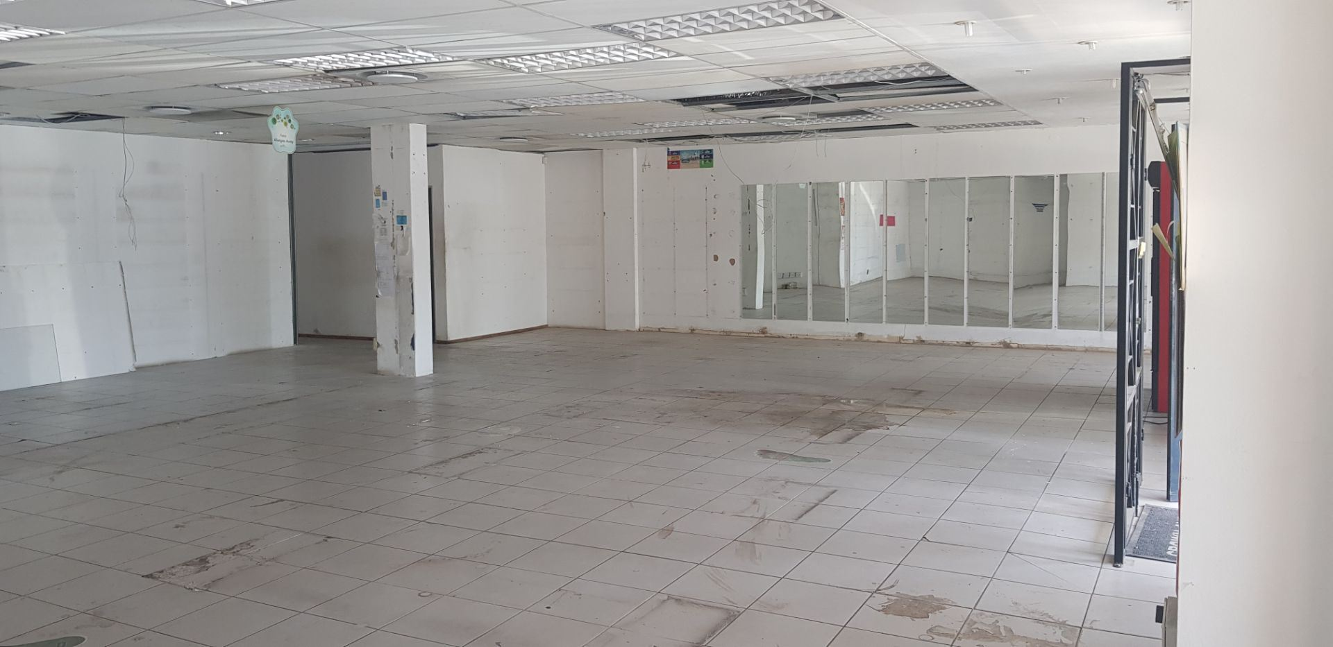 Restaurant space to let