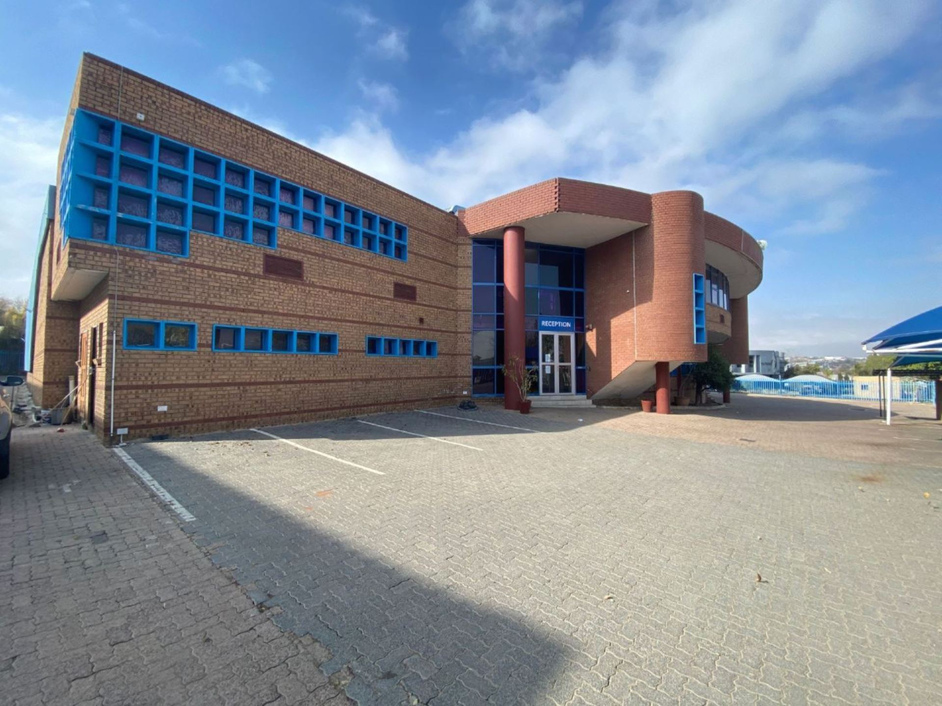 Corporate Park South Warehouse To Let 2270m2 Midrand