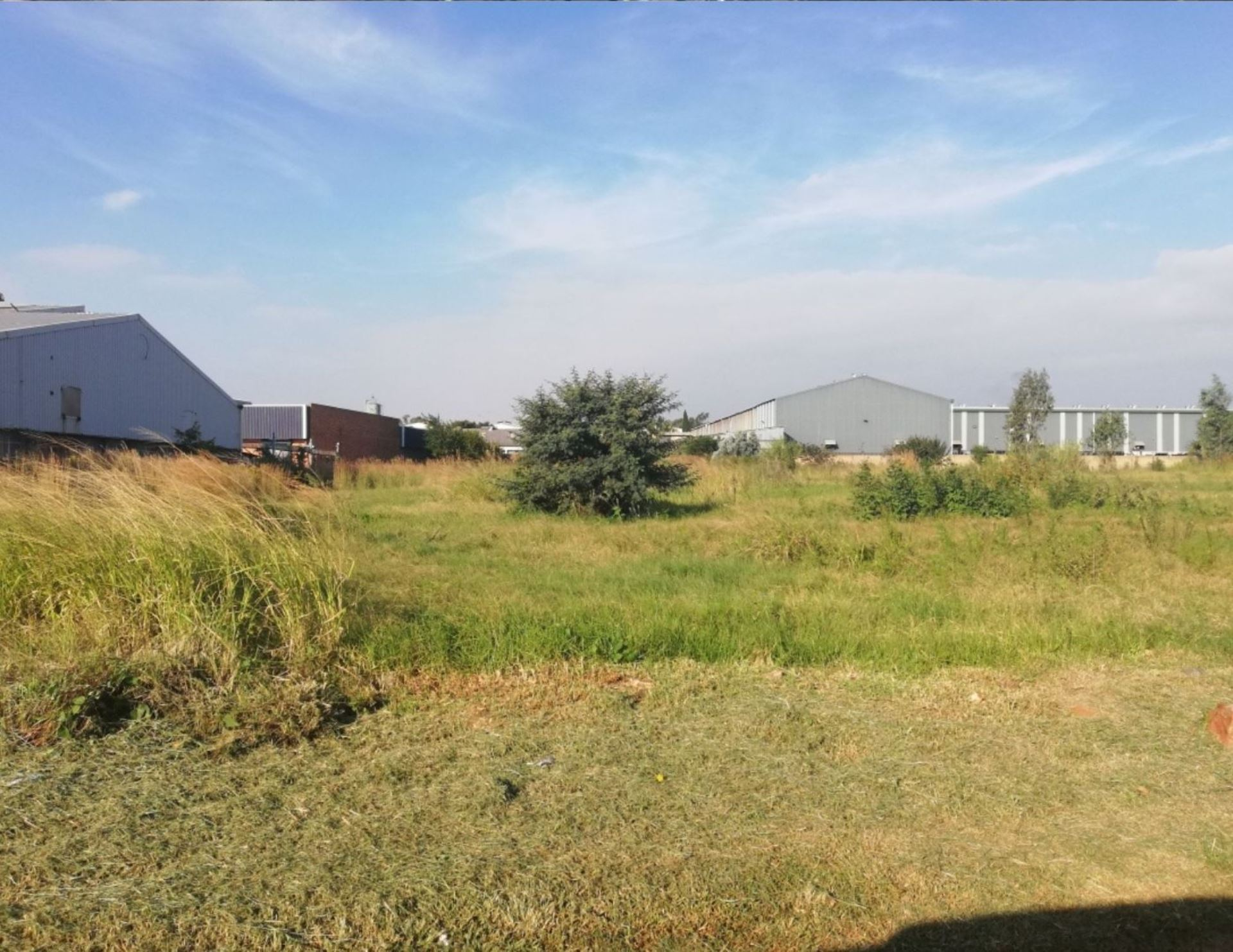 Industrial vacant stand for sale Clayville Midrand