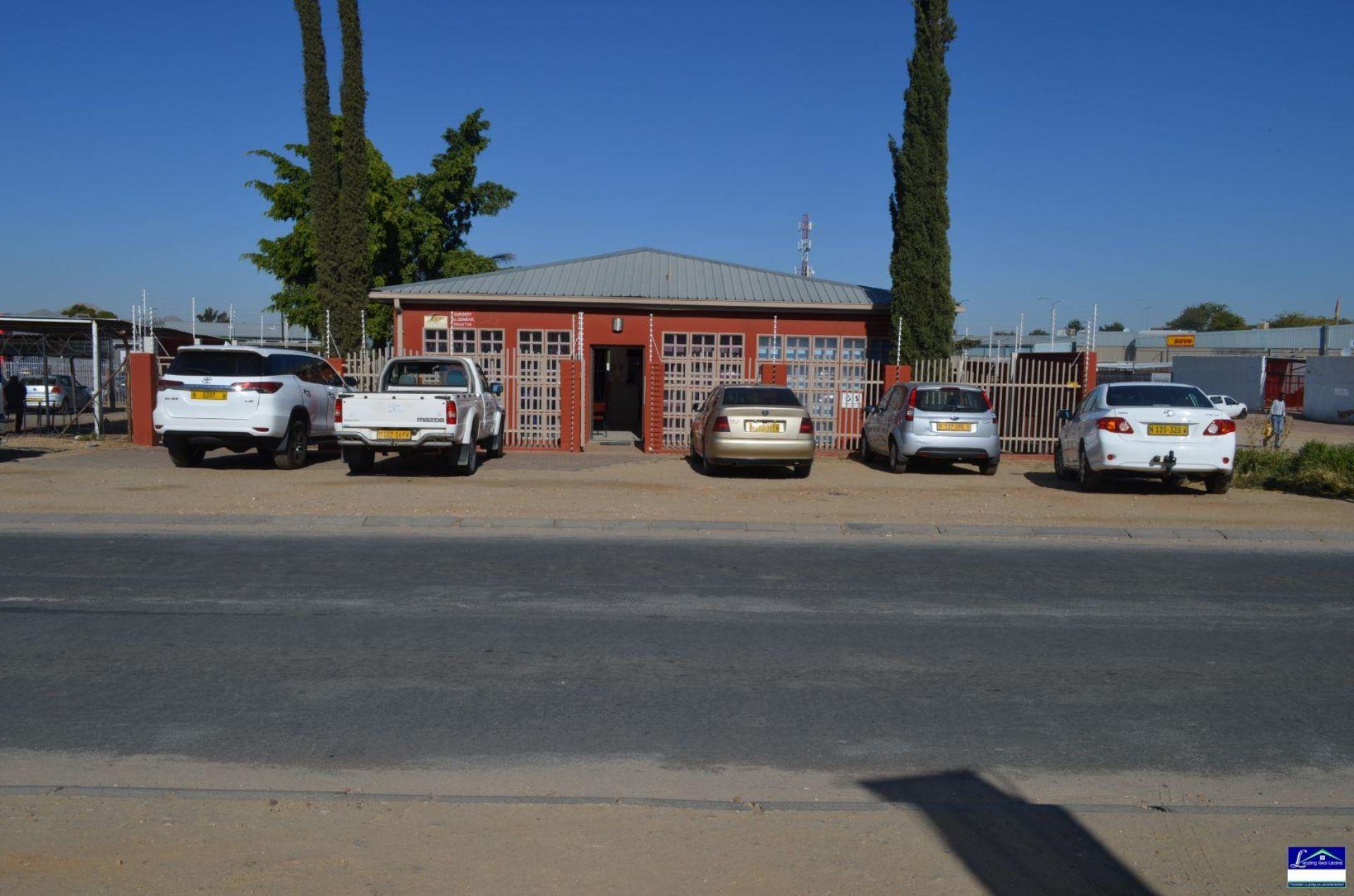 Windhoek, Katutura