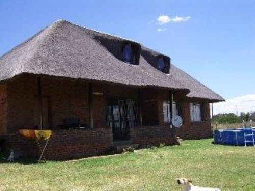 4 BedroomSmall Holding For Sale In Pietersburg