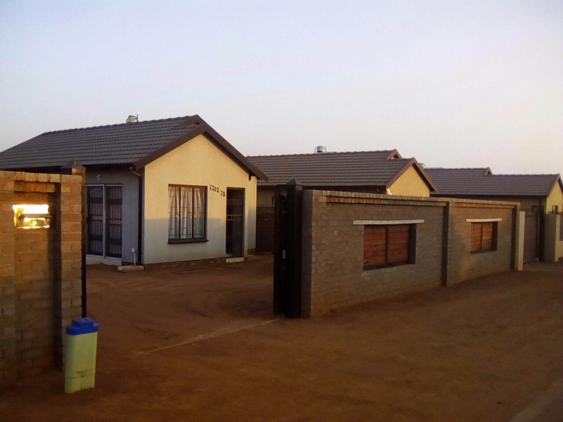 Soshanguve East property for sale. Ref No: 13534132. Picture no 1