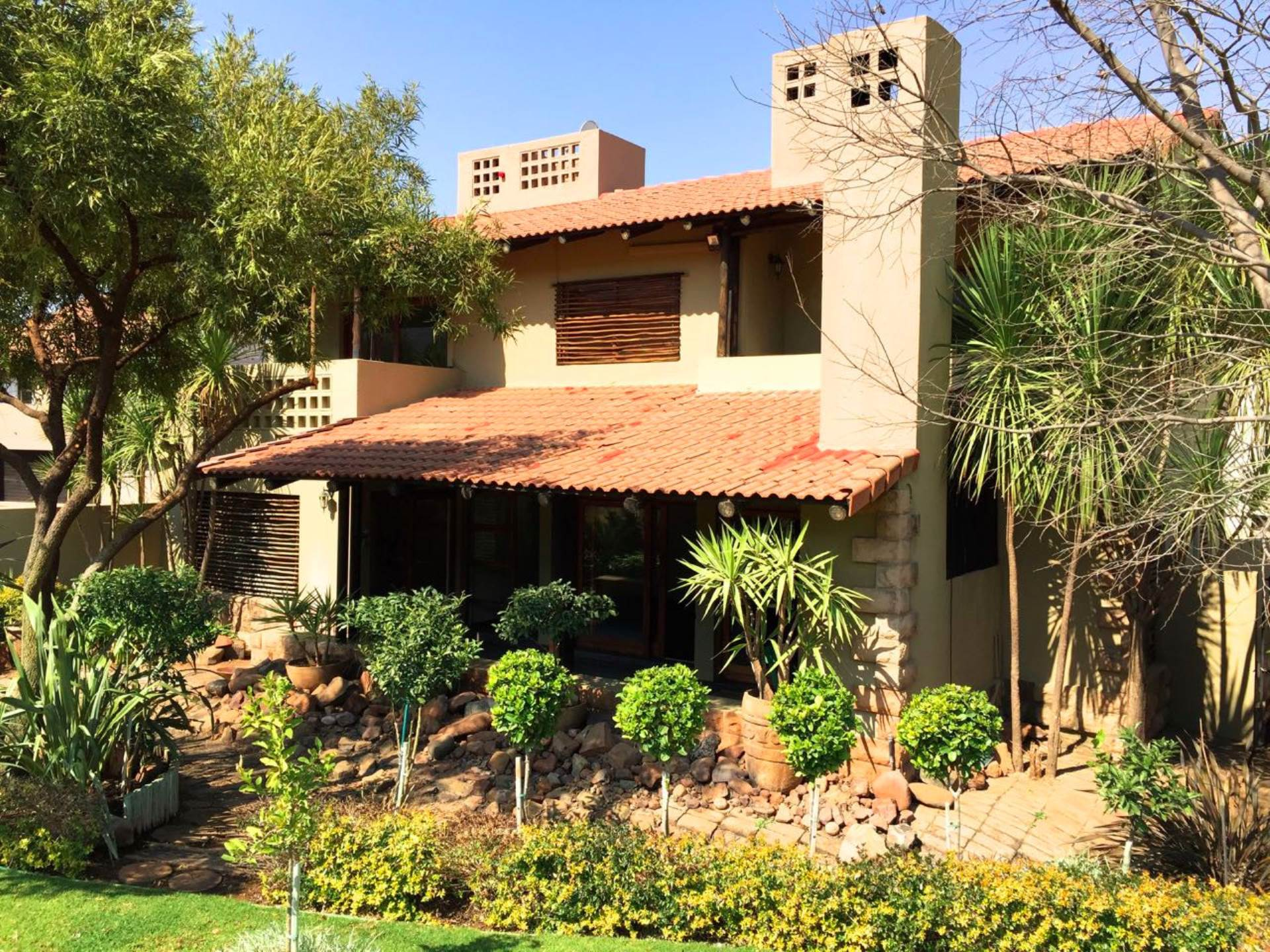 3 BedroomHouse To Rent In Magalies Golf Estate