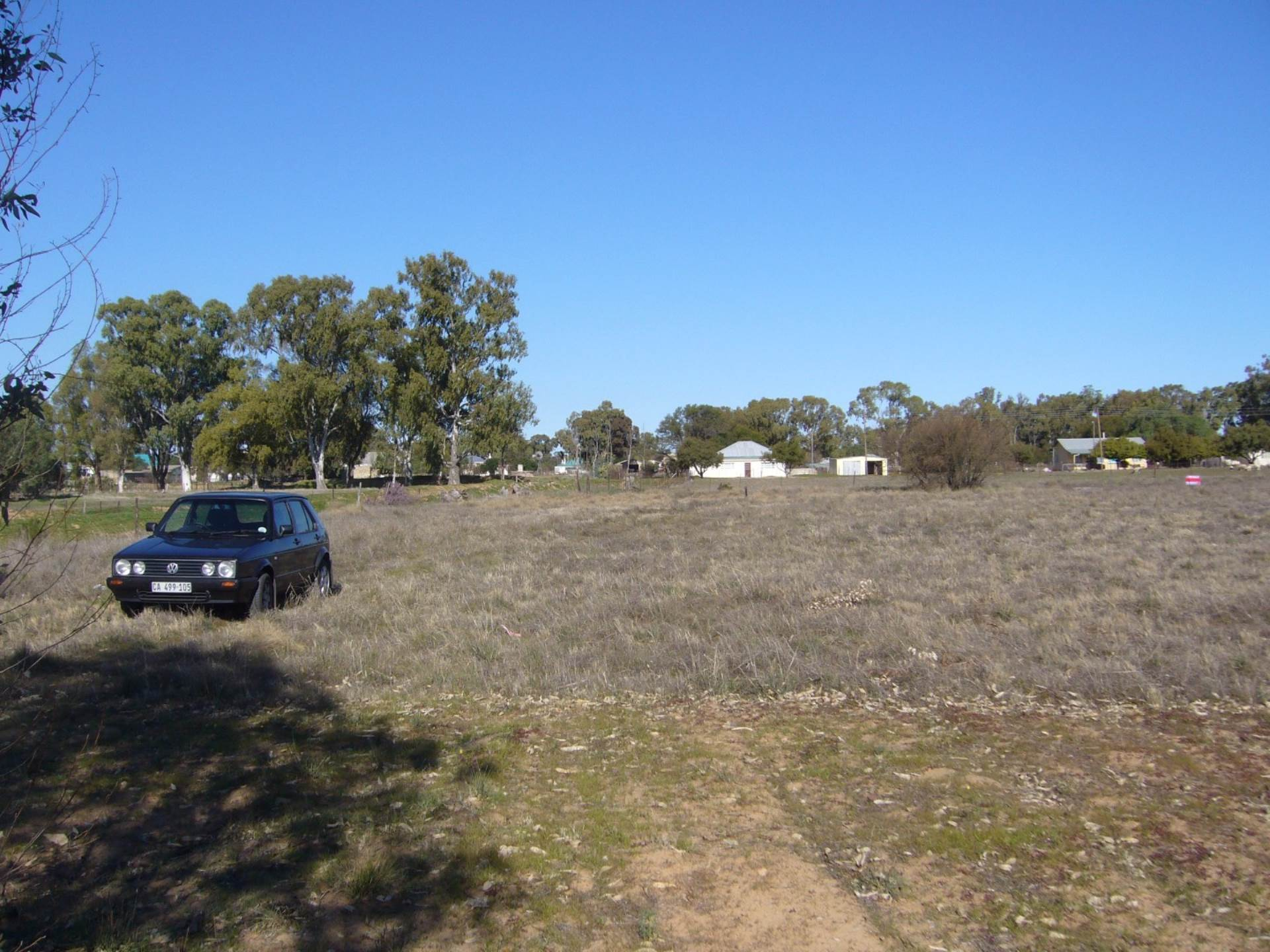 Vacant Land Residential For Sale In Nieuwoudtville
