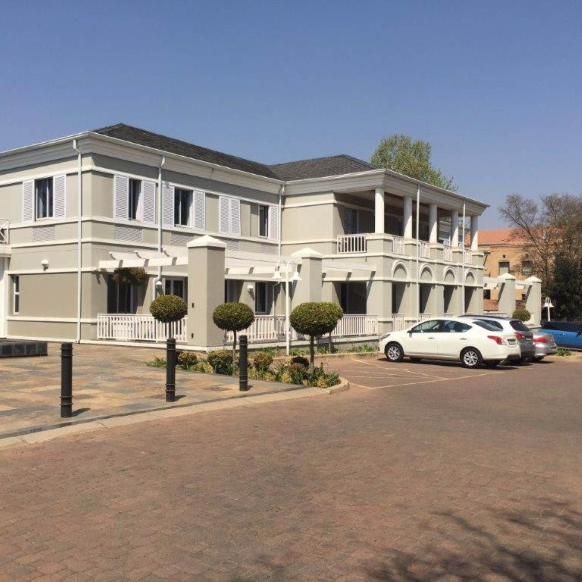 Office To Rent In Illovo
