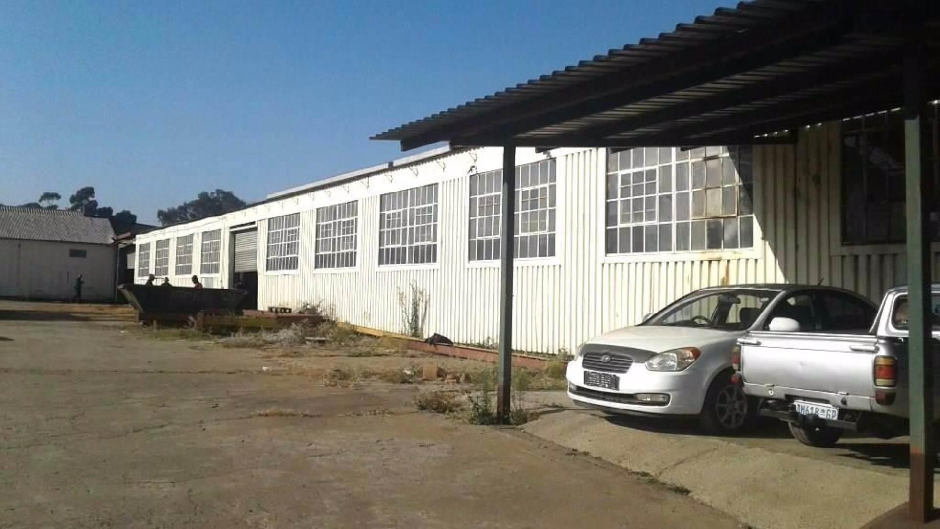 Industrial To Rent In Boksburg East