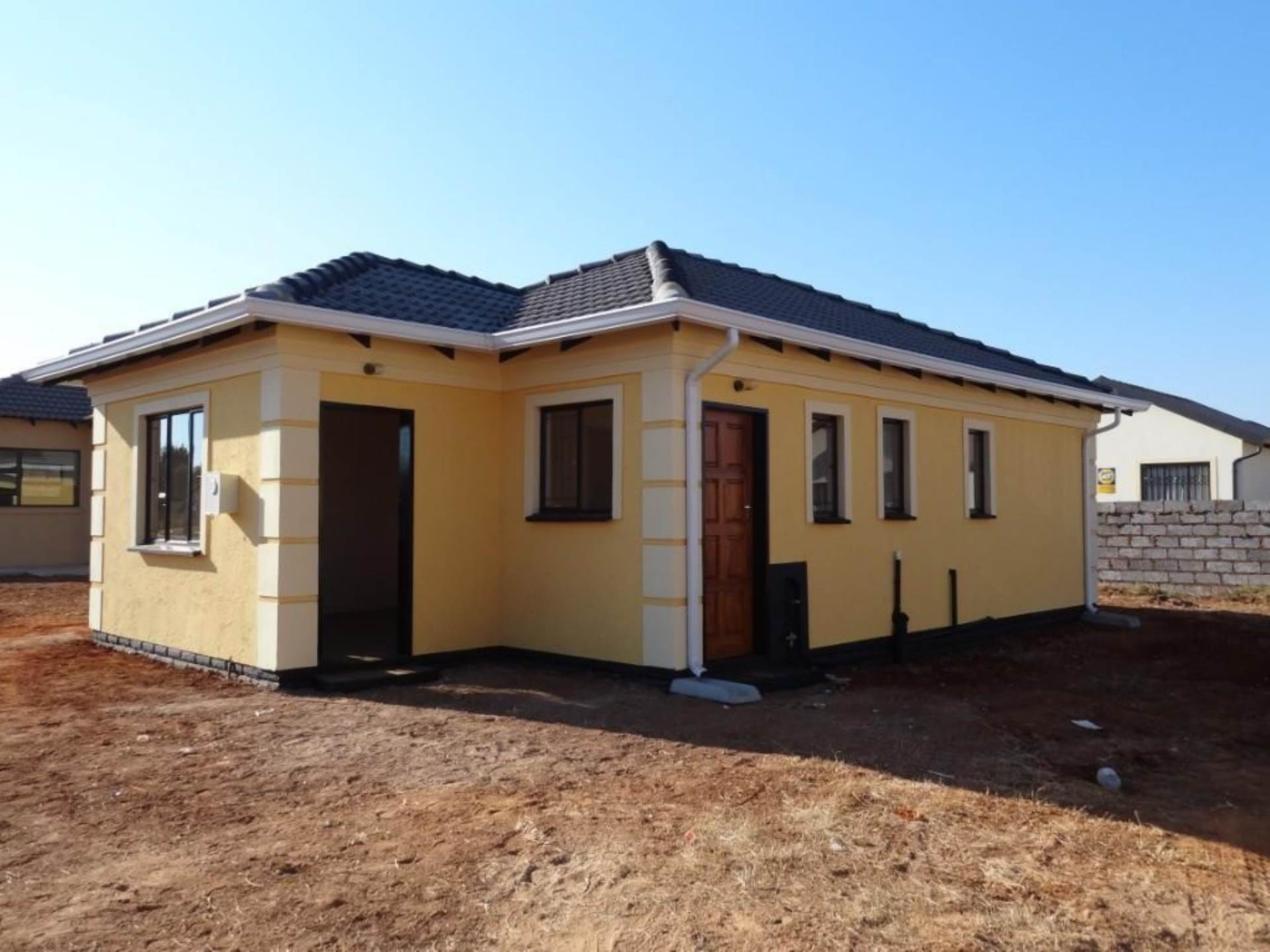 2 BedroomHouse For Sale In Modderbee