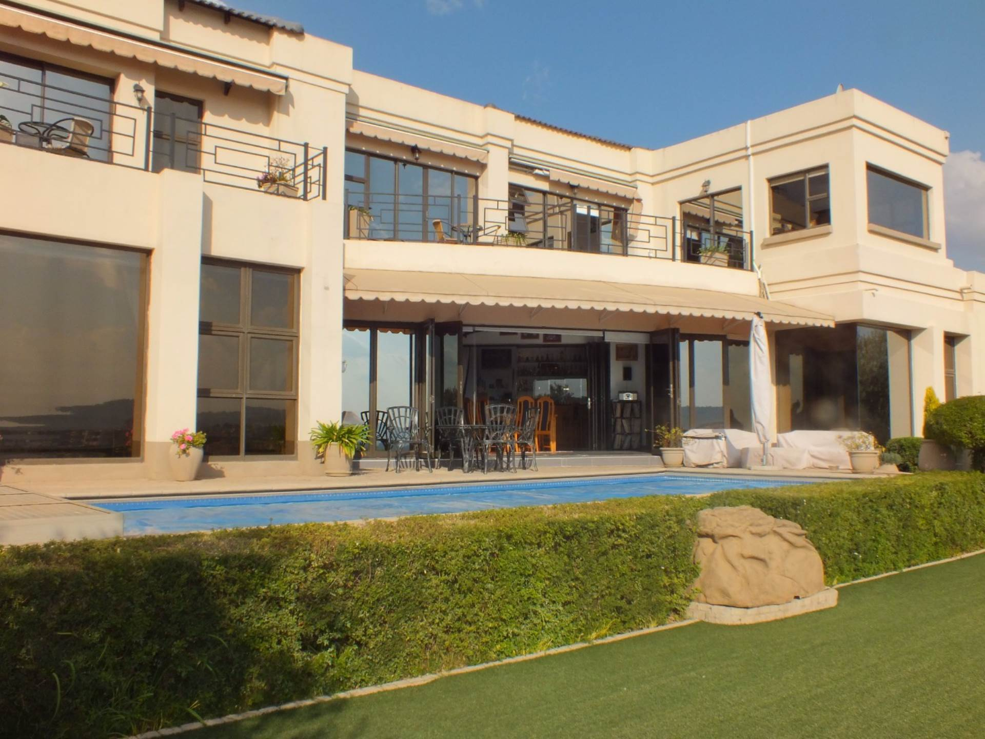 3 BedroomHouse To Rent In Eagle Canyon Golf Estate