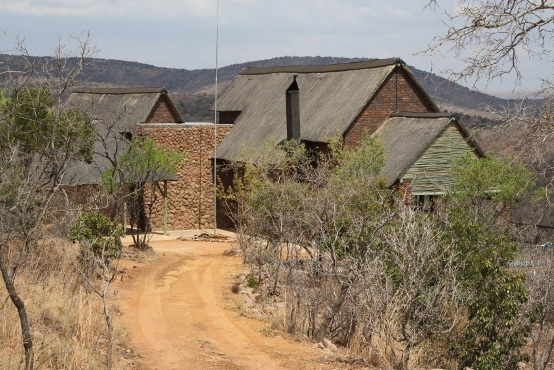 Game Farm Lodge For Sale In Vaalwater