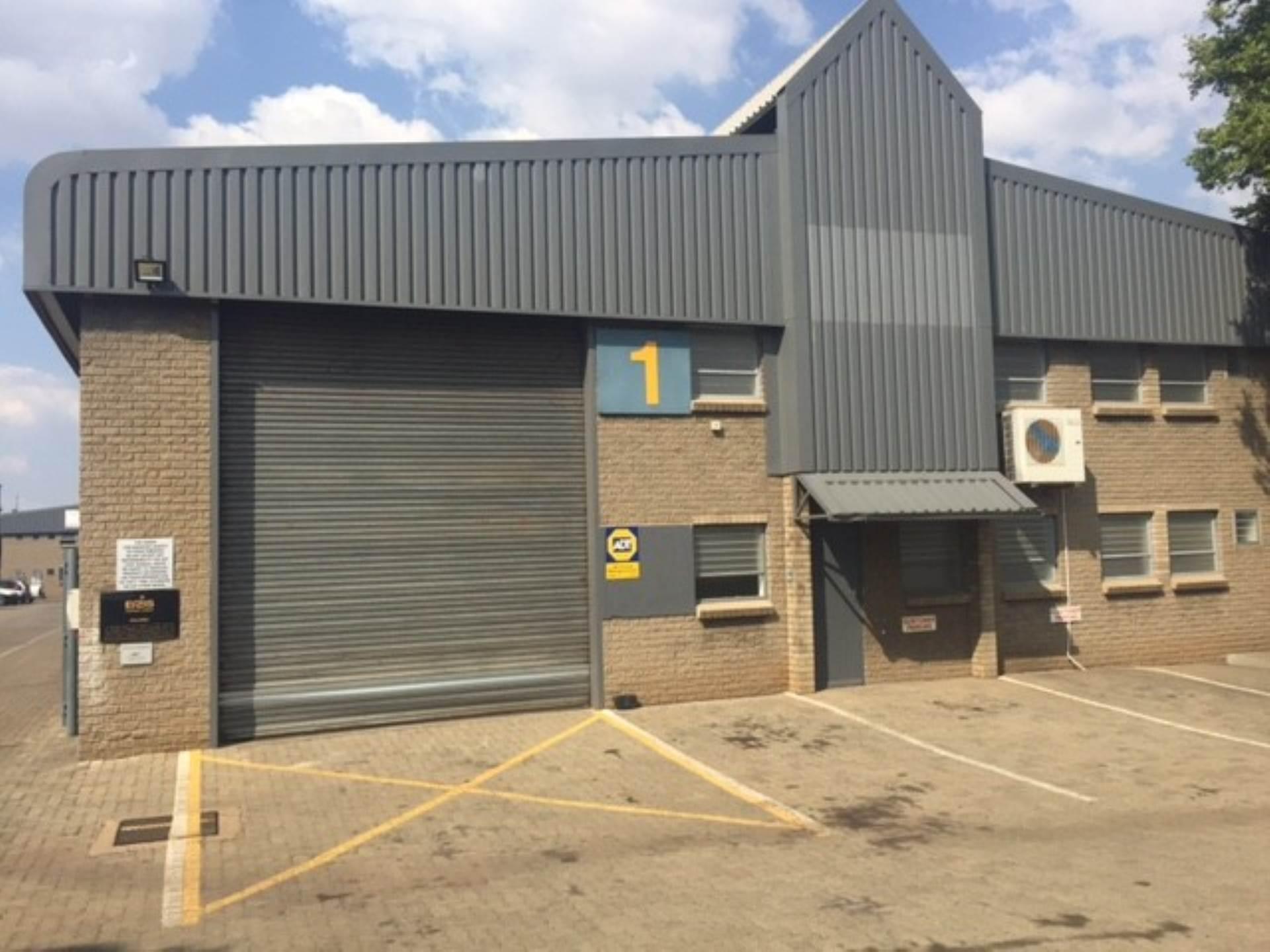 Industrial To Rent In Wadeville