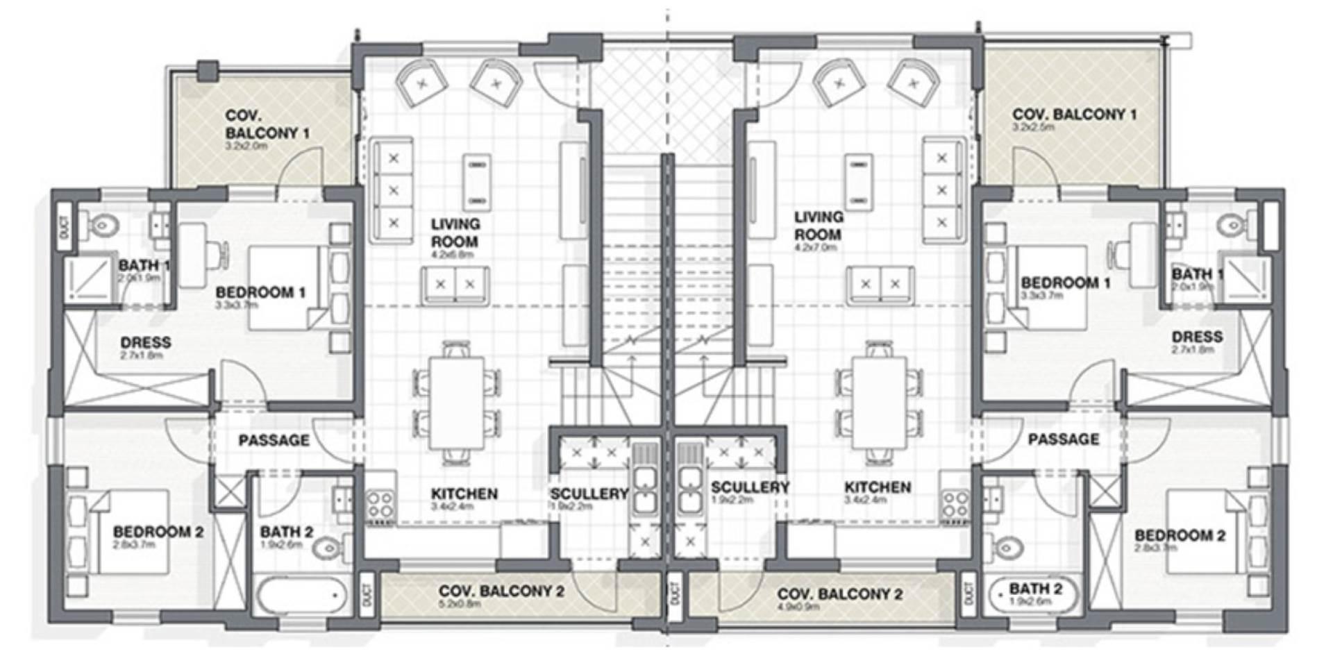2 BedroomApartment For Sale In Langeberg