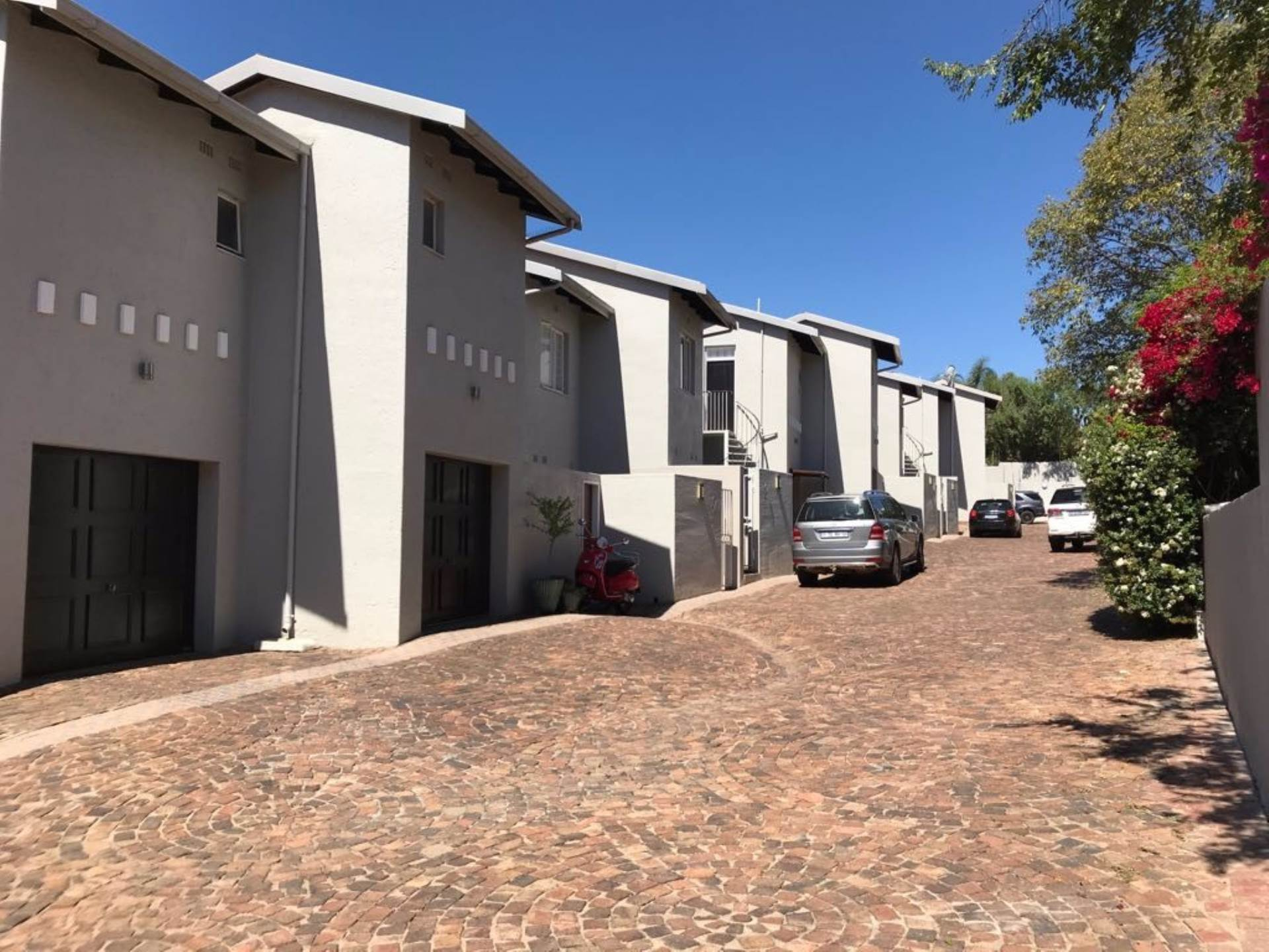 3 BedroomTownhouse To Rent In River Club