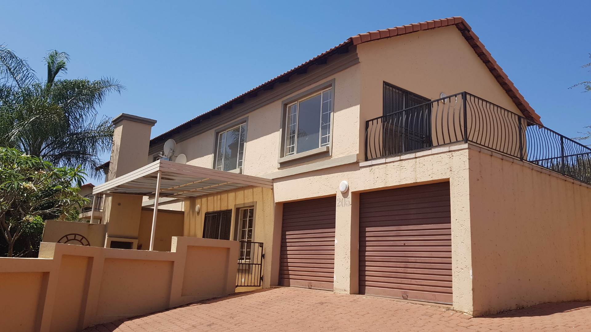 Pretoria, La Montagne Property  | Houses To Rent La Montagne, LA MONTAGNE, Townhouse 3 bedrooms property to rent Price:, 10,00*